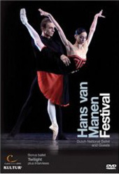 Hans Van Manen Festival / The Dutch National Ballet & Guests / ballerinas Uliana Lopatkina & Lucia Lacarra [DVD]
