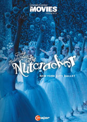 Lincoln Center at the Movies presents George Balanchine's The Nutcracker with the original music by Tchaikovsky and a special, 'Behind the Stage' bonus / New York City Ballet [DVD]