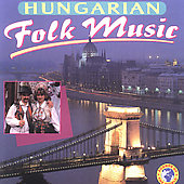 Various Artists: Hungarian Folk Music [Sounds of the World]