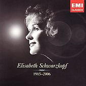 Elisabeth Schwazkopf - 1915-2006