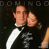 Plácido Domingo: Save Your Nights for Me