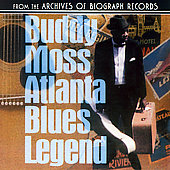 Buddy Moss: Atlanta Blues Legend