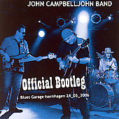 John Campbelljohn: Official Bootleg: Live