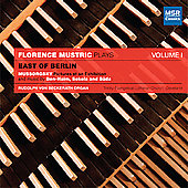 East of Berlin - Mussorgsky, et al / Florence Mustric