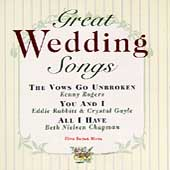 Various Artists: Great Wedding Songs