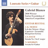 Laureate Series-Guitar - Gabriel Bianco
