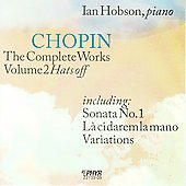 Chopin: The Complete Works, Vol. 2 / Ian Hobson