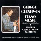 Gershwin: Piano Music, Songs / Joan Morris, William Bolcom
