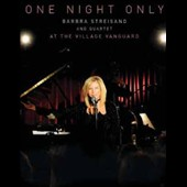 Barbra Streisand: One Night Only Live