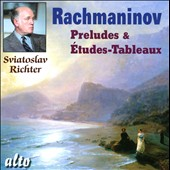 Rachmaninoff: Etudes Tableaux, Preludes