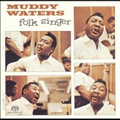 Muddy Waters: Folk Singer [Remaster]