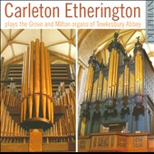 Carleton Etherington Plays Gove & Milton Organs of Tewkesbury Abbey