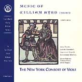 Music of William Byrd / The New York Consort of Viols