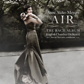 Air: The Bach Album / Anne Akiko Meyers, English Chamber Orchestra