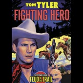 Tom Tyler: Tom Tyler Double Feature: Fighting Hero/Feud of the Trail [DVD]