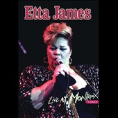 Etta James: Live at Montreux 1978-1993 [DVD]