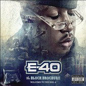 E-40 (Rap): The Block Brochure: Welcome to the Soil, Pt. 4 [PA] [Digipak]