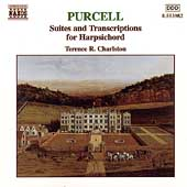 Purcell: Suites and Transcriptions / Terence Charlston
