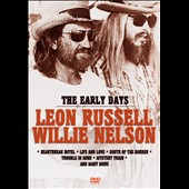 Leon Russell/Willie Nelson: Early Days