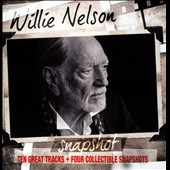 Willie Nelson: Snapshot: Willie Nelson [Slipcase]