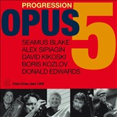 Opus 5: Progression