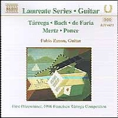 Laureate Series, Guitar - Fabio Zanon