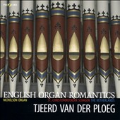 English Organ Romantics / C.V. Stanford, organ