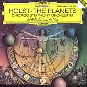 Holst: The Planets / Levine, Chicago Symphony Orchestra