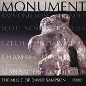 Monument - The Works of David Sampson / Mase, Balter, et al