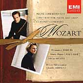 Mozart: Flute Concerto, etc / Pahud, Meyer, Abbado, et al