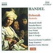 Handel: Deborah / Martini, Scholl, Ducret, Zazzo, et al