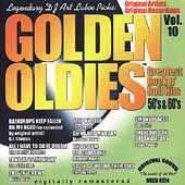Various Artists: Golden Oldies, Vol. 10 [Original Sound 2002]