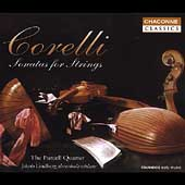 Corelli: Sonatas for Strings / Lindberg, Purcell Quartet