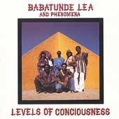 Babatunde Lea: Levels of Consciousness