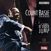 Count Basie/Lester Young (Saxophone): One O'Clock Jump (Living Era)