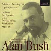 Bush: Chamber Music Vol 2 / A. & C. Summerhayes