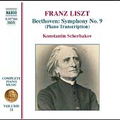 Liszt: Complete Piano Music Vol 21 / K. Scherbakov