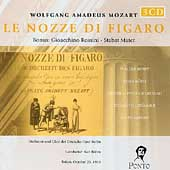 Mozart: Le nozze di Figaro;  Rossini / B&#246;hm, Gr&#252;mmer