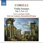Corelli: Violin Sonatas / Dael, Asperen