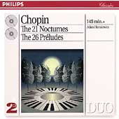 Chopin: The 21 Nocturnes, The 26 Préludes / Harasiewicz