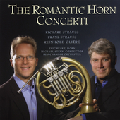 The Romantic Horn Concerti / Ruske, Stern, IRIS CO