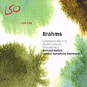 Brahms: Symphonies no 1-4, etc / Haitink, London SO