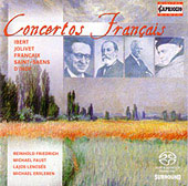 Concertos Francais - Ibert, Jolivet, D'Indy, Francaix, et al