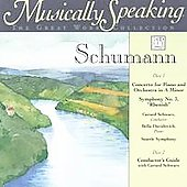 Musically Speaking / Seattle Symphony / 2 Disc Set