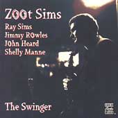 Zoot Sims: The Swinger
