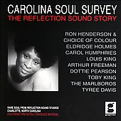 Various Artists: Carolina Soul Survey: The Reflection Sound Story
