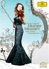 Mutter/Salzburg / Mozart: The Violin Concertos [2DVD]