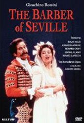 Rossini: The Barber of Seville / Zedda/Netherlands Opera, Malis, Larmore [DVD]