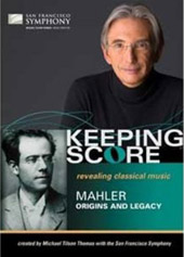 Mahler: Origins & Legacy / Michael Tilson Thomas/San Francisco SO [2 DVD]