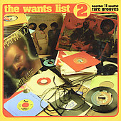 Various Artists: Wants List, Vol. 2: Another 18 Soulful Rare Grooves